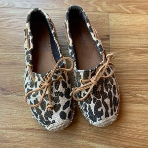 Sperry Top-Sider | Flats | Leopard | 8M